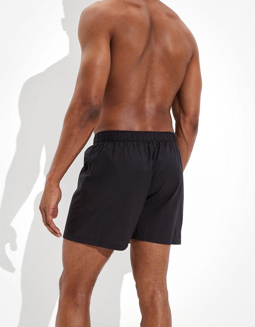 AEO Black Stretch Boxer Short