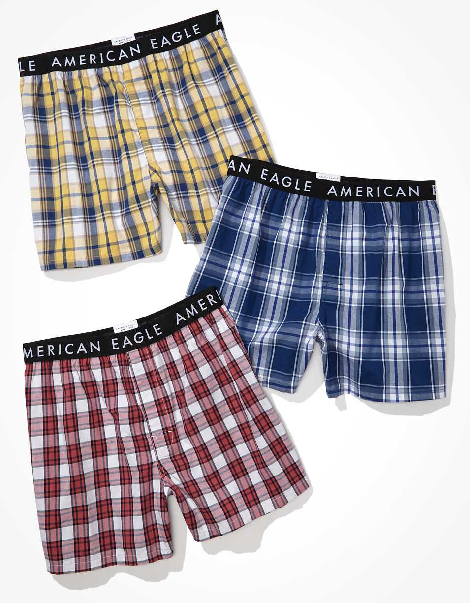 AEO Stretch Boxer Short Multipack