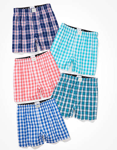 AEO Stretch Boxer Short 5-Pack