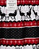 AEO Deer Fairisle Flannel Boxer Short