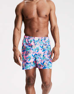 4f1d440e07 placeholder image AEO Tropical Striped Boxer ...