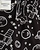 AEO Glow In The Dark Space Classic Boxer