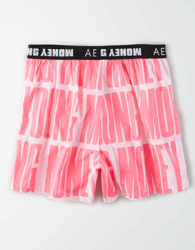 AE X Young Money Flex Boxer Short