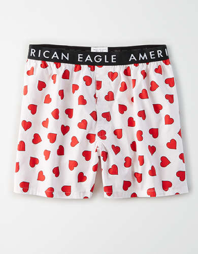 AEO Heart Stretch Boxer Short