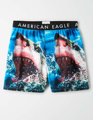 AEO Shark Attack Stretch Boxer Short