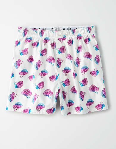 AEO Rose Stretch Boxer Short