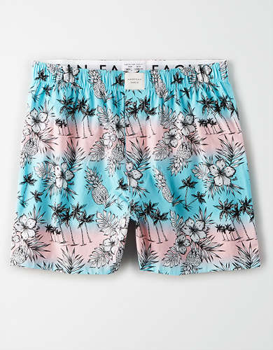 AEO Tropical Stretch Boxer Short