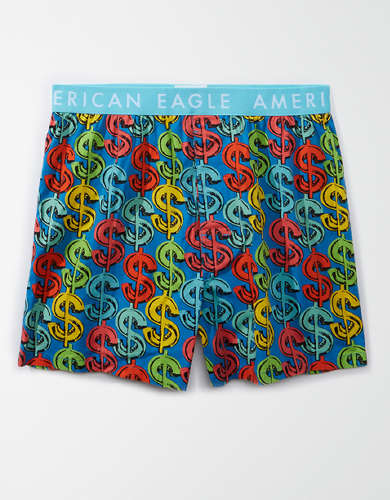 AEO Money Art Stretch Boxer Short