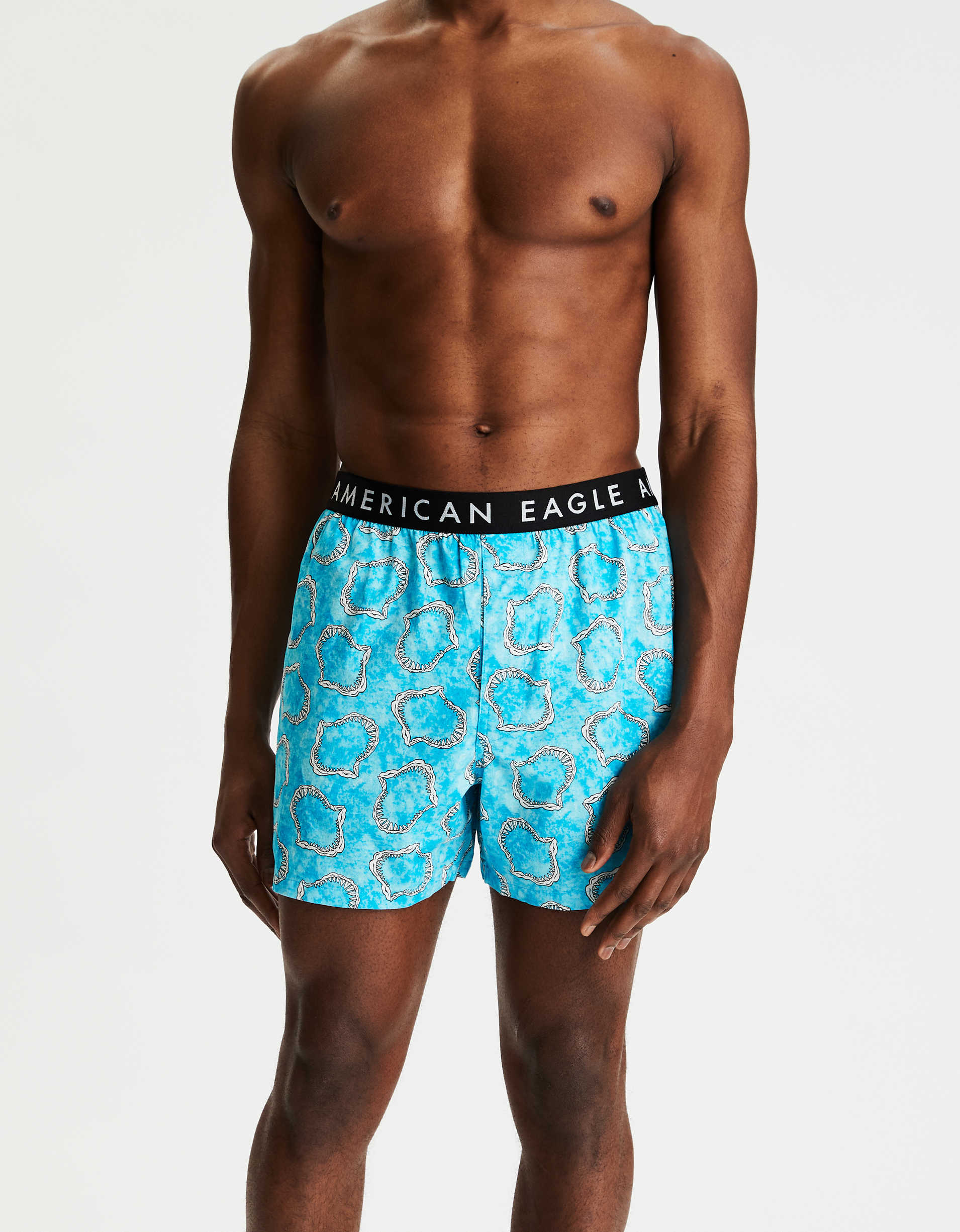 AEO Shark Jaw Stretch Boxer Short