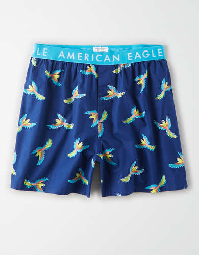 AEO Tropical Bird Stretch Boxer Short