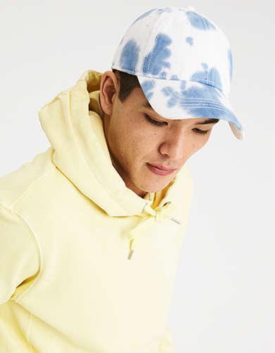 AE Navy Dye Effects Dad Hat