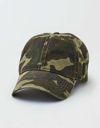 AE Blank Camo Dad Hat