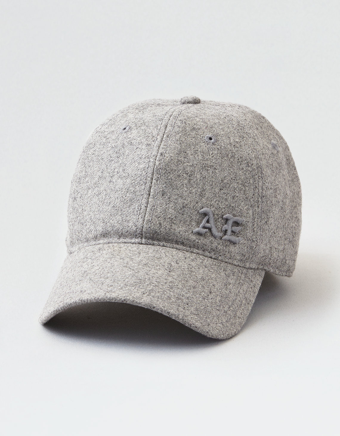 AEO Old English Wool Strapback Hat | Tuggl