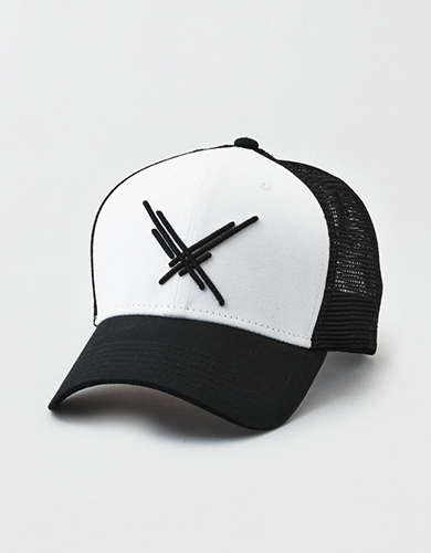AE Logo Trucker Hat