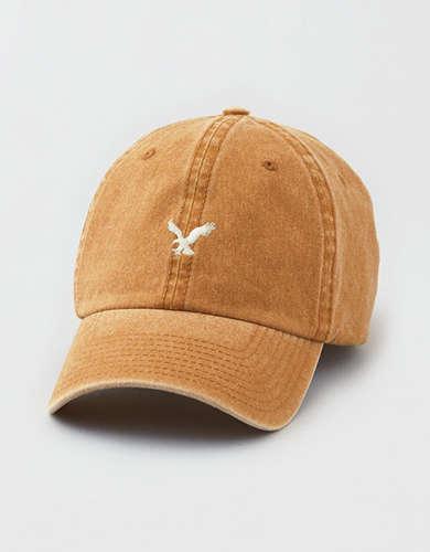 943e225e466 AE Washed Twill Logo Hat