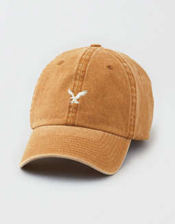 a71ada03478a1 placeholder image AE Washed Twill Logo Hat ...