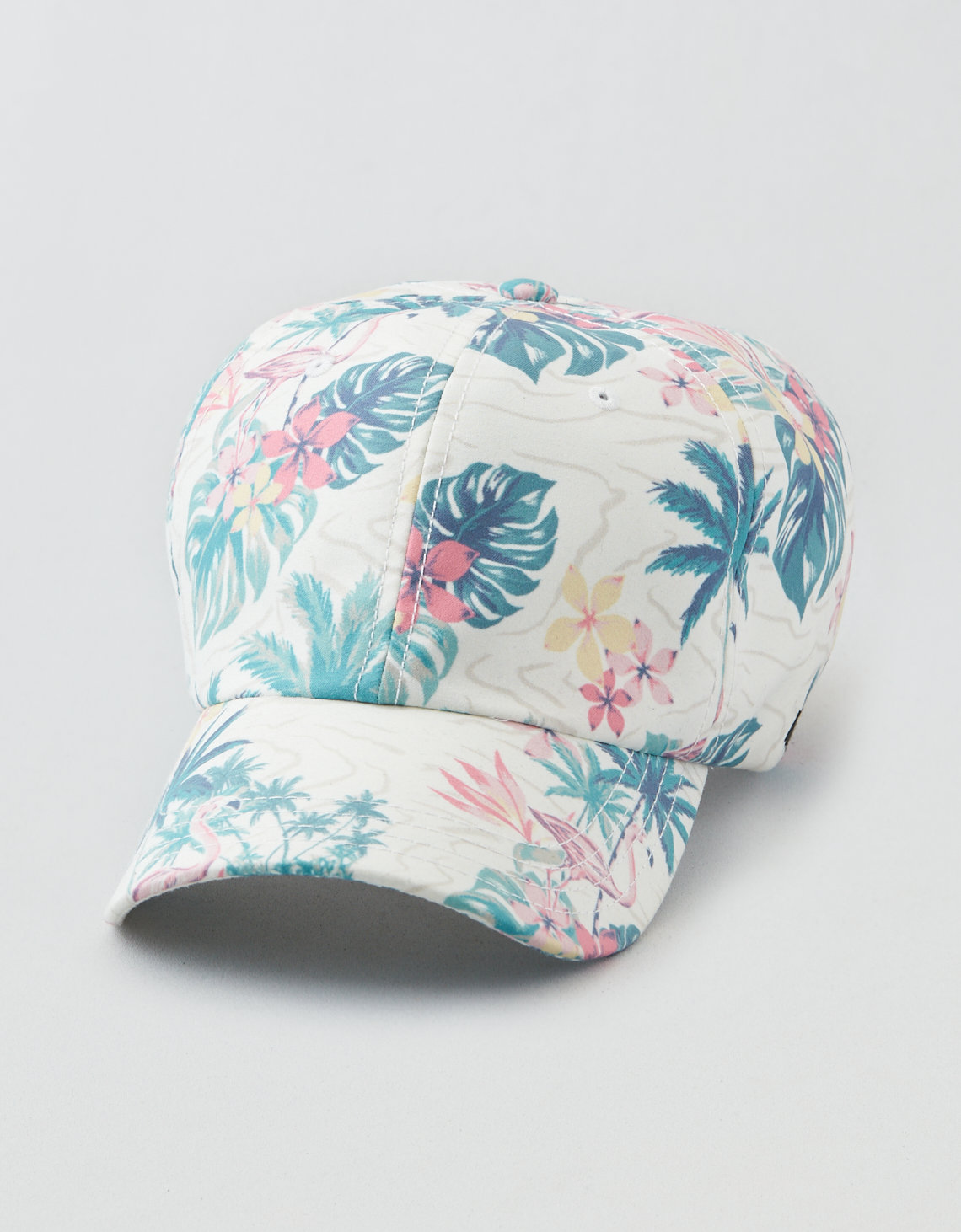 AE Tropical Florals Baseball Hat. Placeholder image. Product Image 1b7e2c94a64