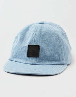 AEO Denim Homefield Baseball Hat