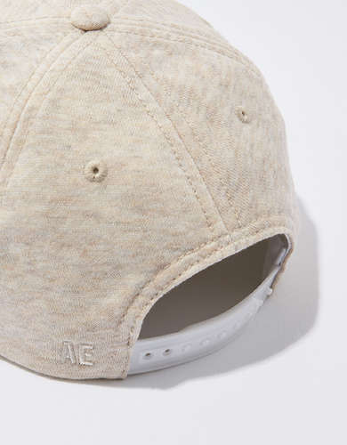 AEO Fleece Baseball Hat