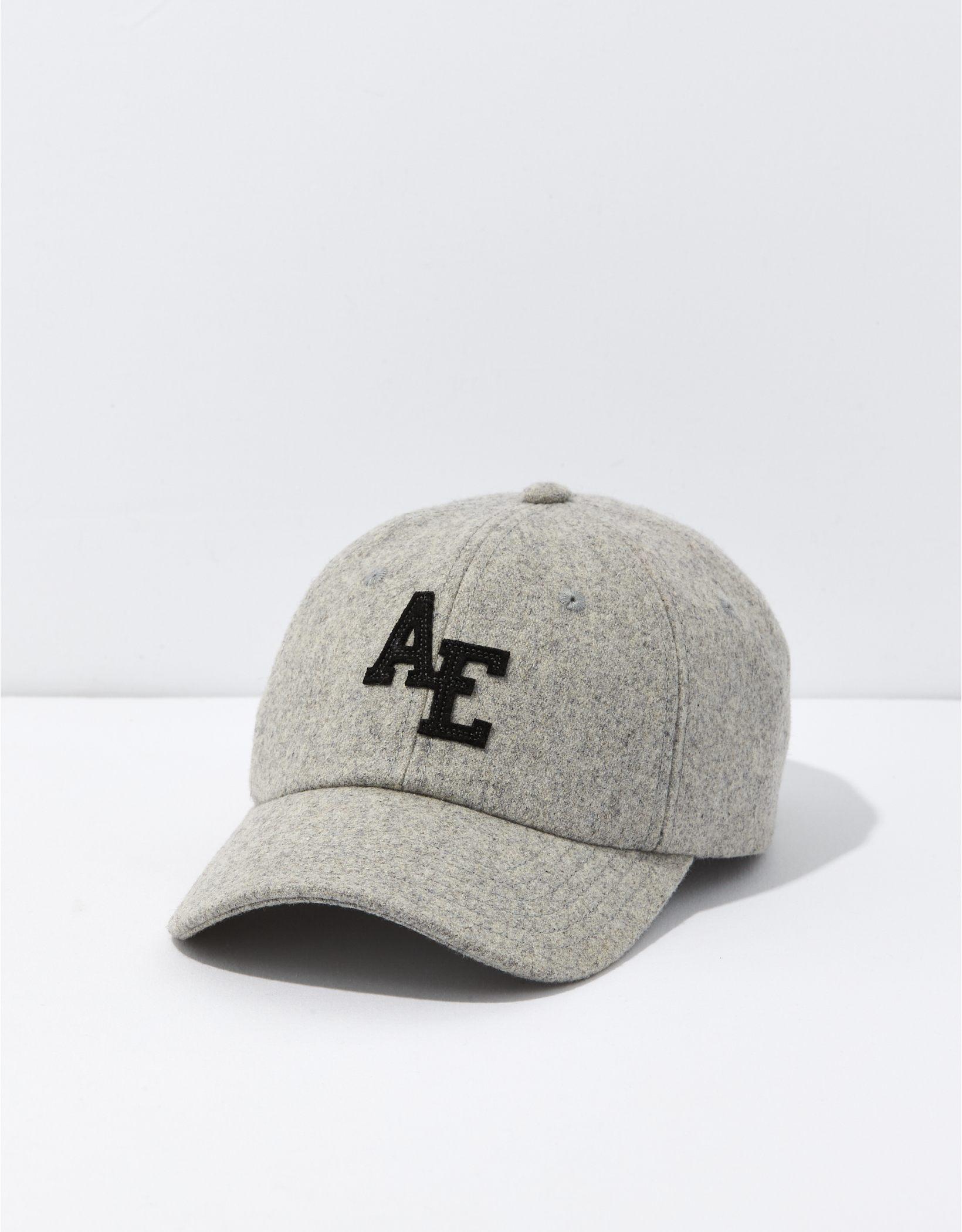 AEO Wool Baseball Hat