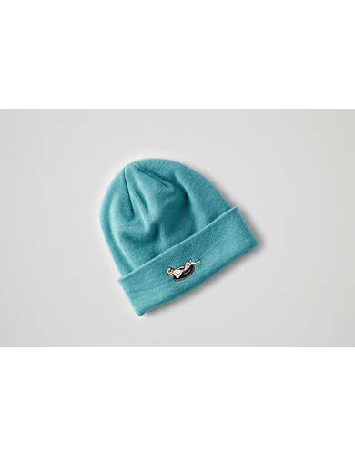 AEO Quirky Patch Beanie -