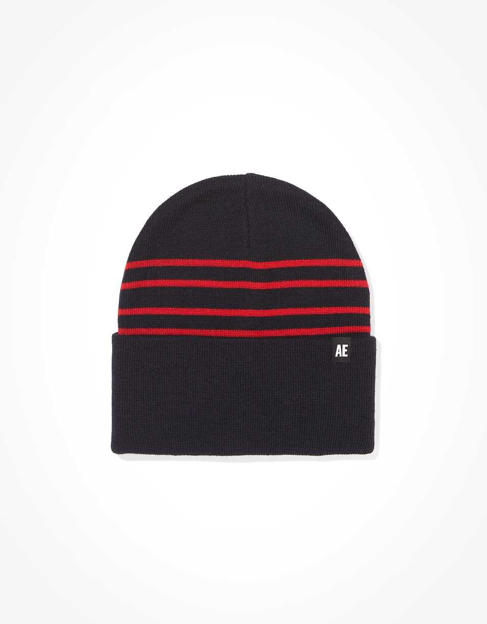 AEO Striped Workwear Beanie