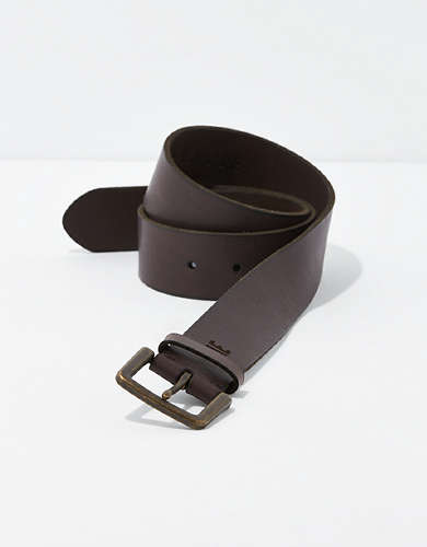 AEO Basic Leather Belt