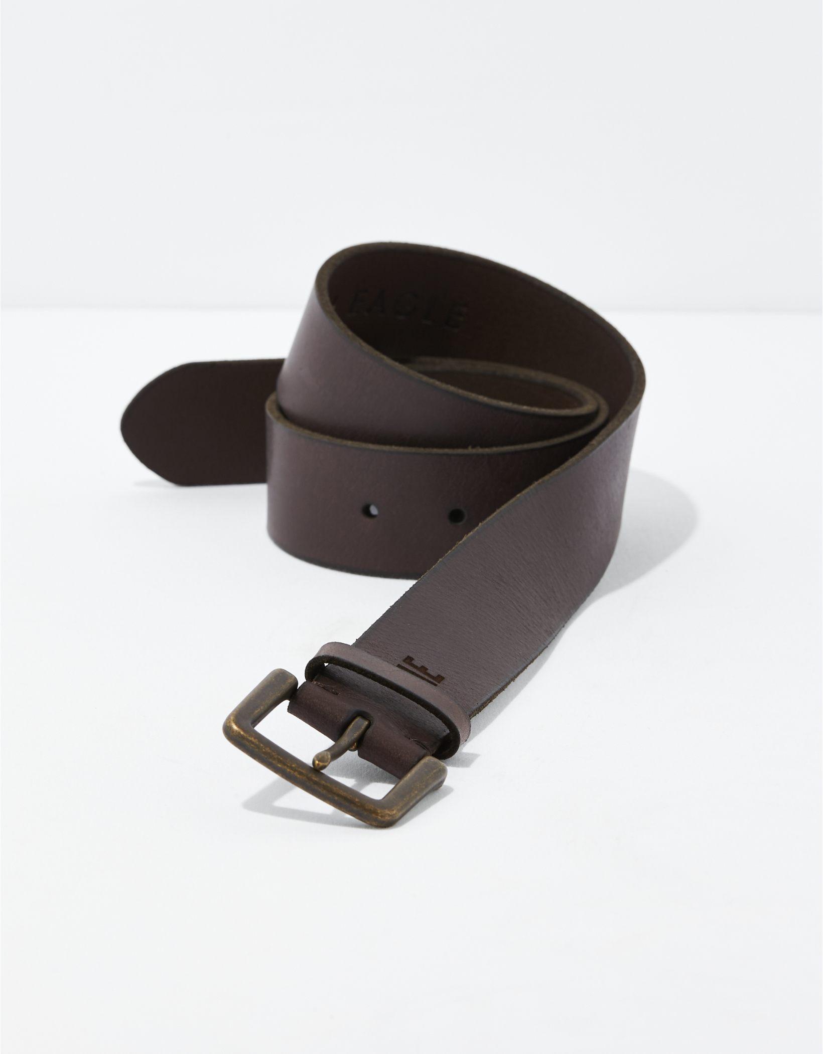 AEO Basic Leather Belt
