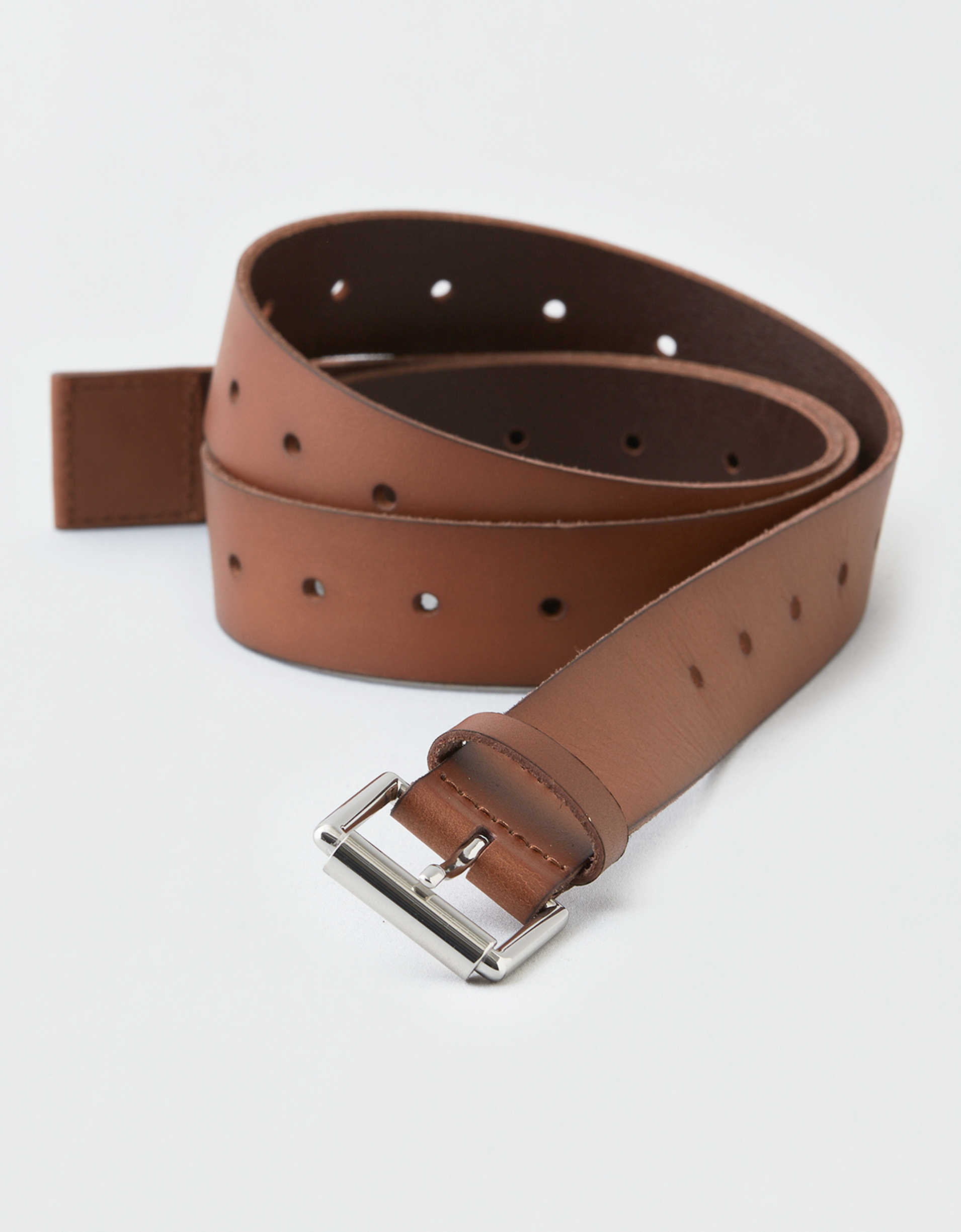 AEO Long Leather Belt
