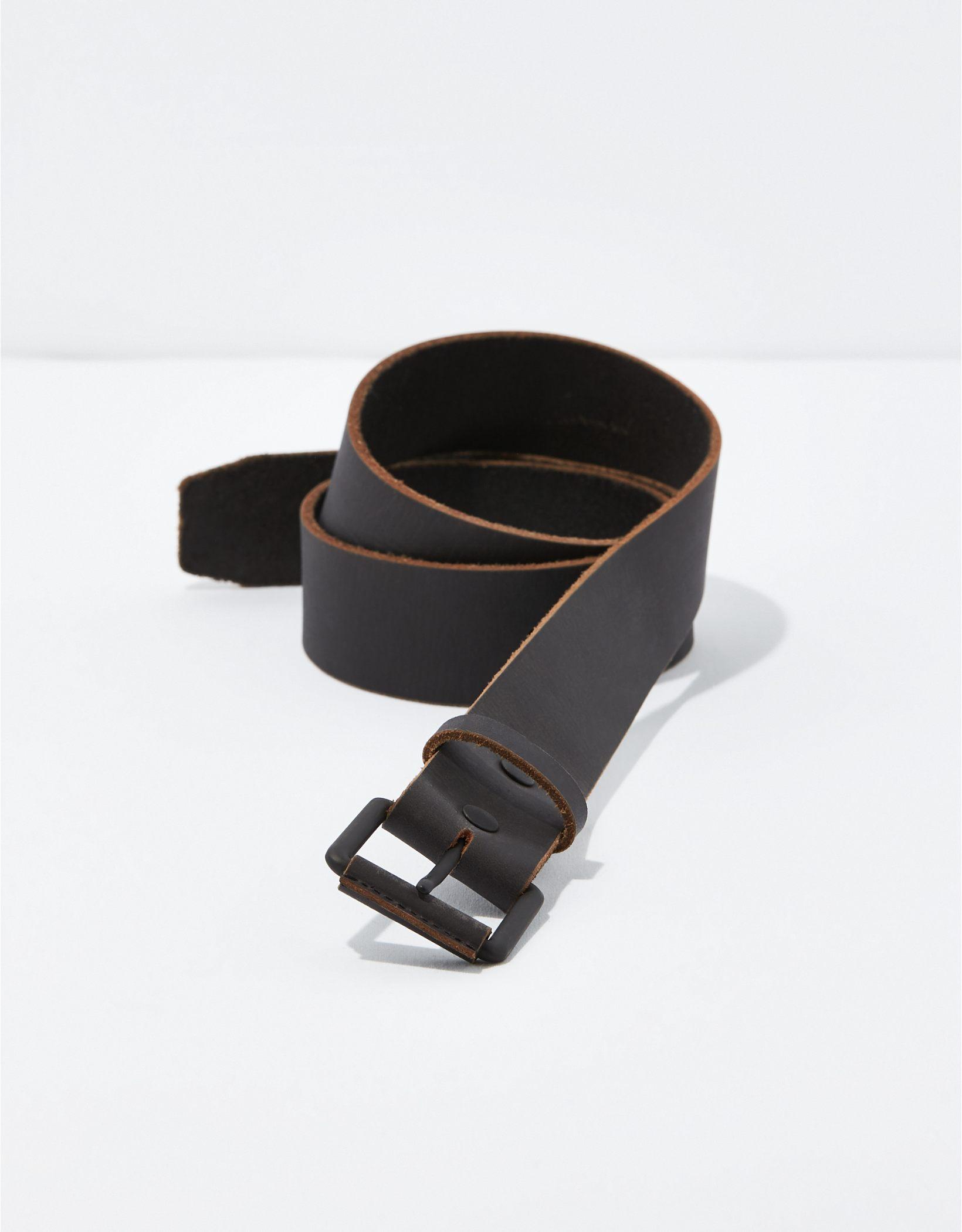 AEO Leather Workwear Belt