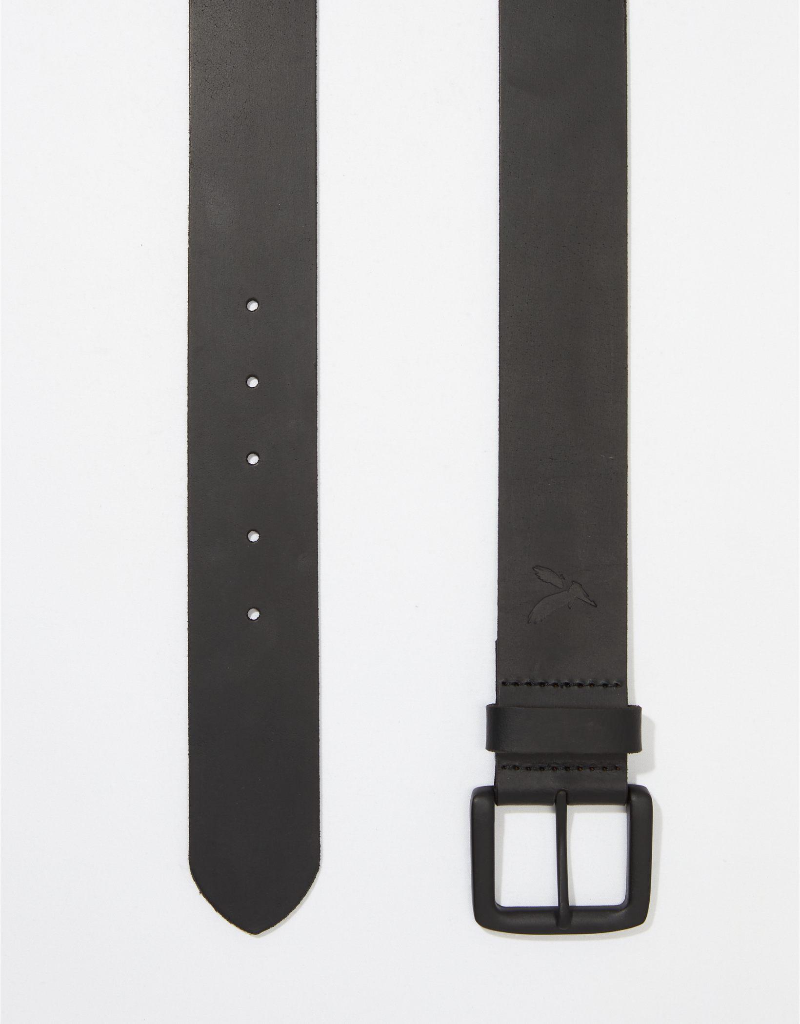AEO Wide Leather Belt