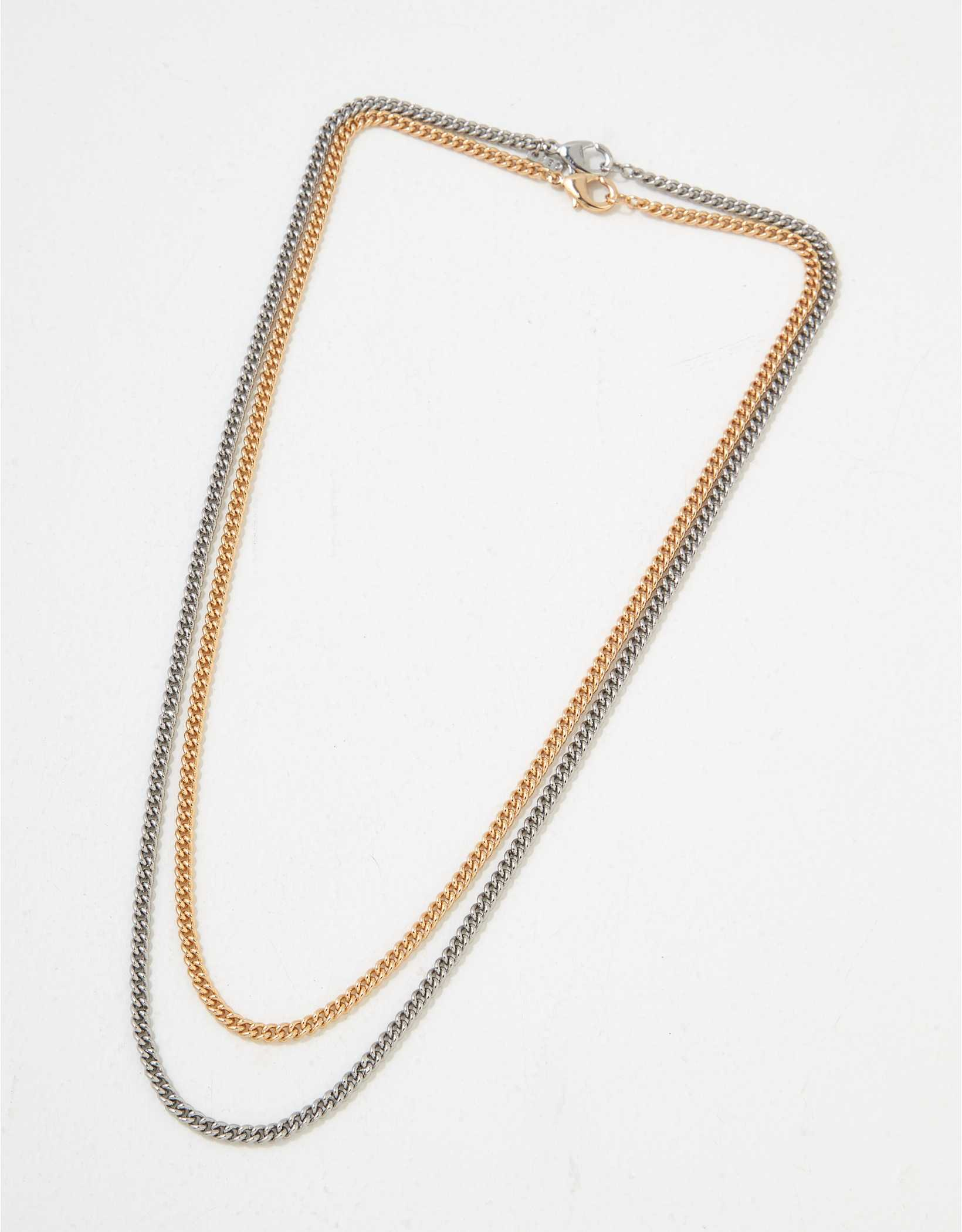 AEO Chain Necklace 2-Pack