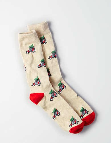 aeo van crew socks - Light Up Christmas Socks