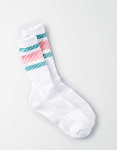 AE Triple Stripe Sports Sock -