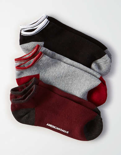 AEO Low Cut Socks 3-Pack - Buy One, Get One 50% Off