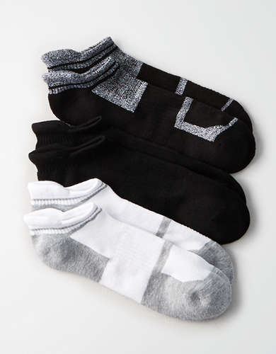 AE Low Cut Performance Socks 3-Pack - Buy One, Get One 50% Off