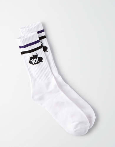 AE X MTV Sports Sock -