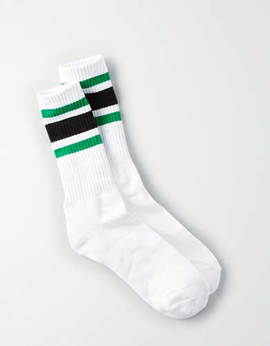 AEO Triple Stripe Sports Socks -