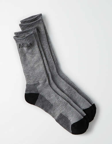 AEO Performance Crew Socks 2-Pack - Buy One Get One 50% Off