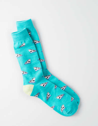 AEO Shark Crew Socks - Buy One Get One 50% Off