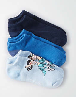 AEO Blue Sock Pack