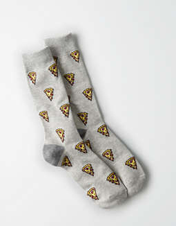AEO Pizza Crew Socks