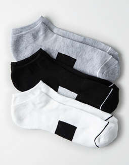 AEO Performance Socks 3-Pack