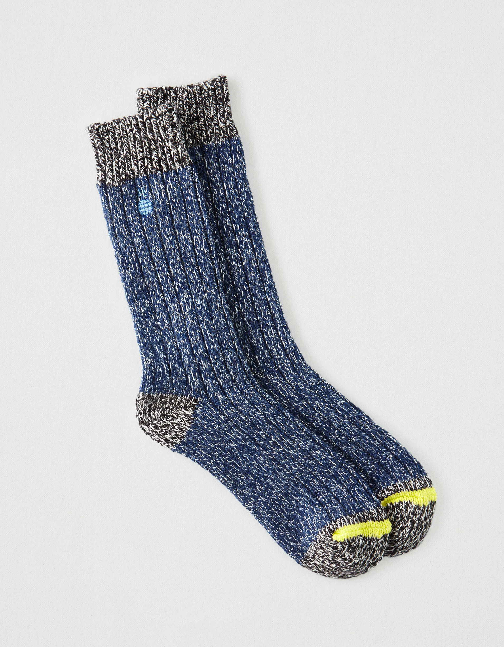 AEO Marled Color Block Boot Sock