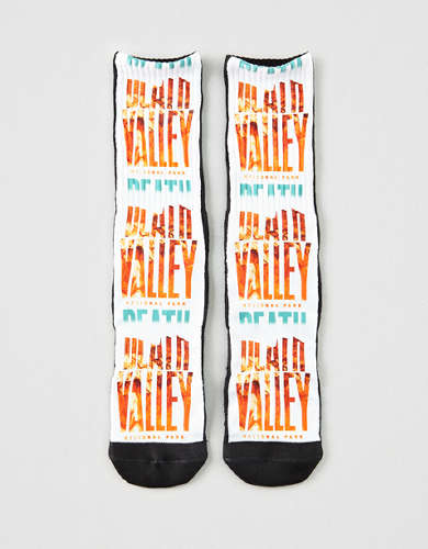 Tailgate Death Valley National Parks Photoreal Sock