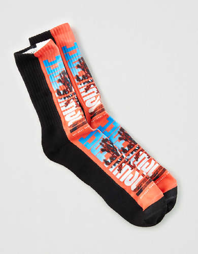 Tailgate Joshua Tree National Parks Photoreal Sock