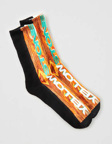 Tailgate Yellowstone National Parks Photoreal Sock