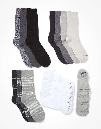 AEO Socks Starter Pack 20-Pack