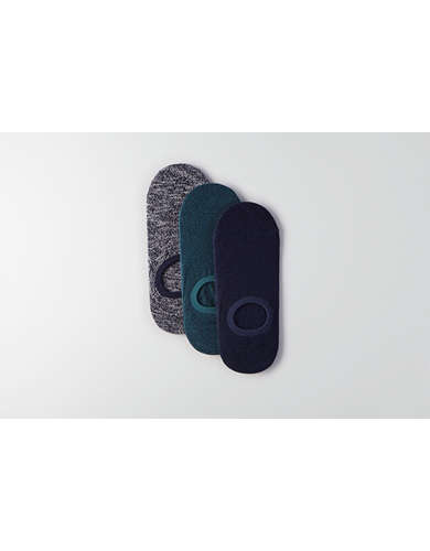 AEO No Show Socks 3-Pack -