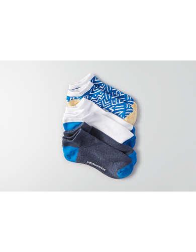AEO Low-Cut Socks 3-Pack -